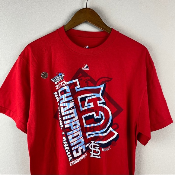Majestic Other - New St. Louis Cardinals 2013 World Series Tee
